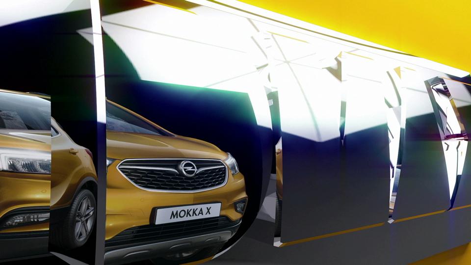 ID DMAX Opel MokkaX