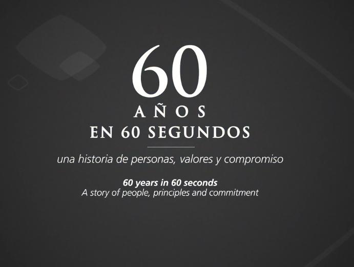 Vídeo 60 aniversario Feran S.A