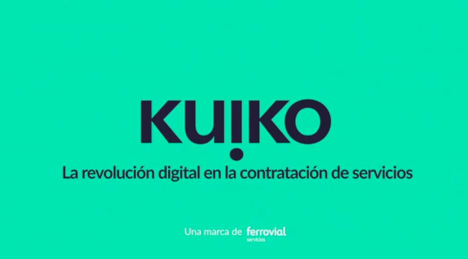 Vídeo lanzamiento Kuiko, plataforma de contratación de reformas