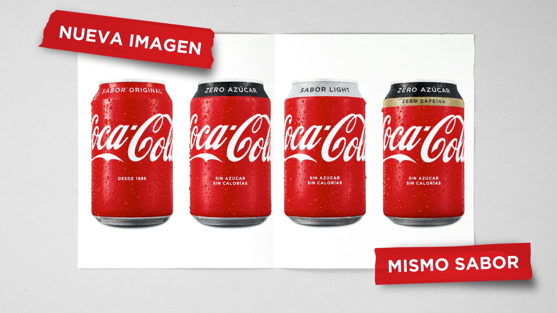 Patrocinio DMAX Coca Cola